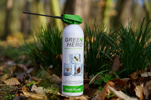 Green Hero Frost Spray Insektenspray ohne Gift