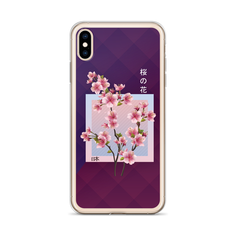 Cherry Blossom - iPhone Case