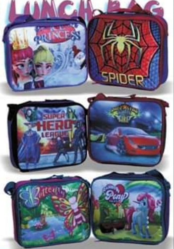 Kids Lunch Cooler Bag