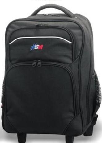 School Mate Large Trolley Backpack S2929L