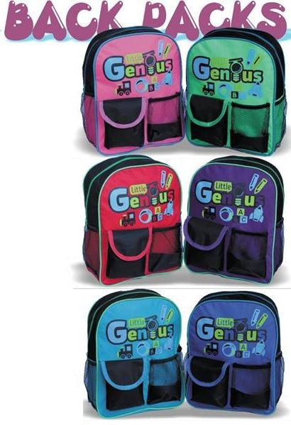 Little Genius Kiddies Medium Bag