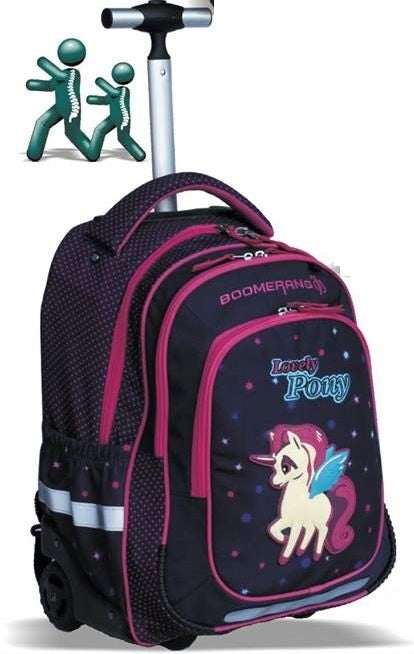 Orthopaedic Trolley Backpack Large