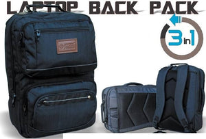 Workmate 3in1 Laptop Bag