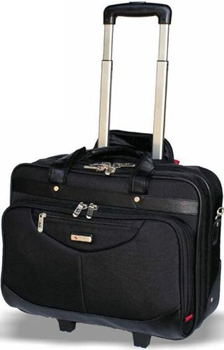 Workmate Nylon Laptop Trolley Bag 178