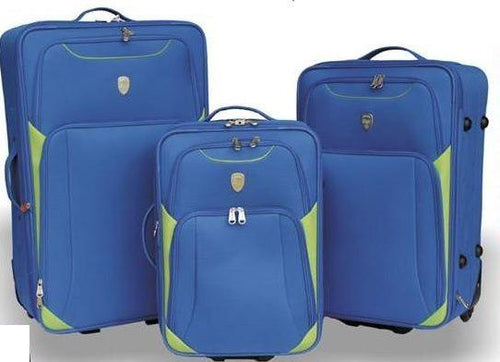 Travelmate Lightweight 3 Piece Luggage Set