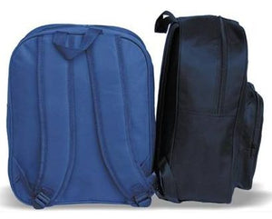 Schoolmate Kiddies Plain Backpack