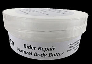 Tack Butter Rider Repair All Natural Self Care