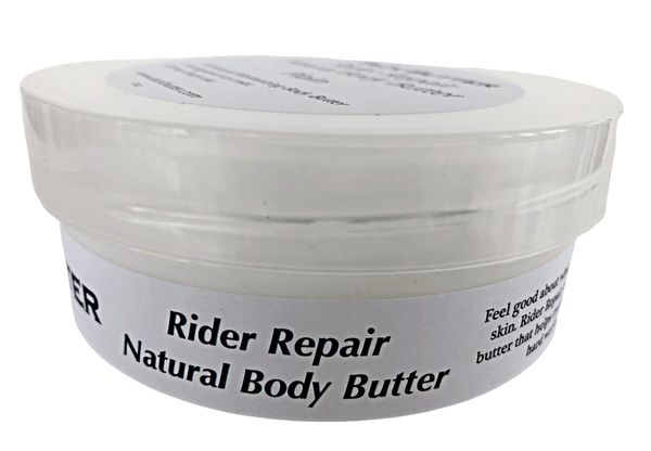 Tack Butter Rider Repair Natural Body Butter in Plain