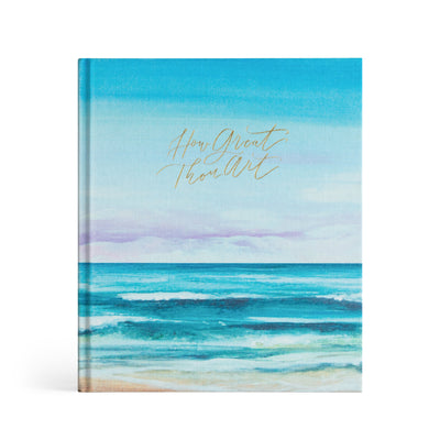 ESV Journaling Bible: Captiva Theme