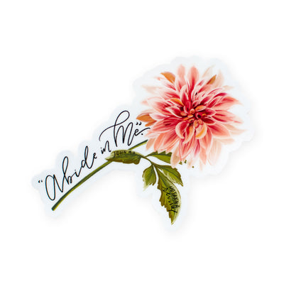 Hosanna Revival : Abide In Me Sticker