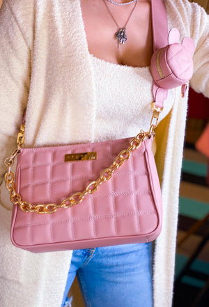 CHIARA PINK BAG
