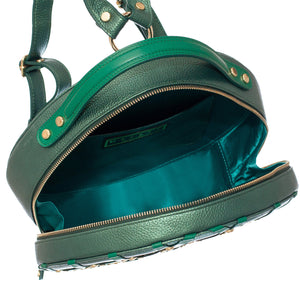 LEA EMERALD Backpack