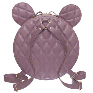 AIME SMOKY GRAPE-Backpack-Margée