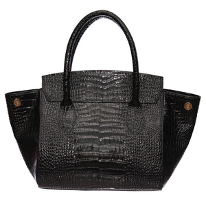 Isabel Black Croco