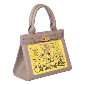 ONE PIECE OF ART BAG