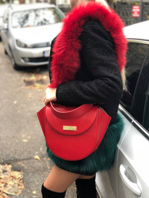 EVA RED-Bag-Margée