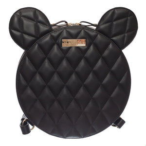 AIME BLACK QUILTED