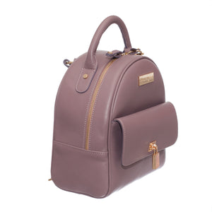 EMILY SMOKE GRAPE-Backpack-Margée
