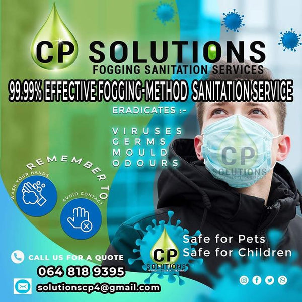 CP Solutions Sanitation and Fogging