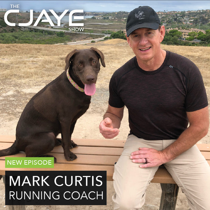 Mark Curtis - Running Coach, RN, and Navy Seal - Ep14