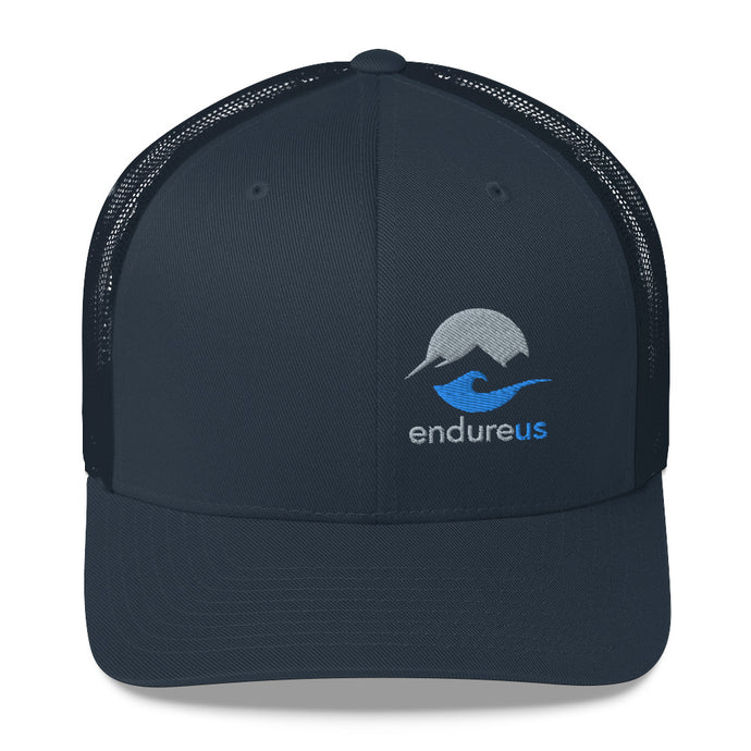 endure trucker hat