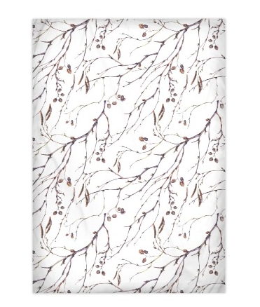 Branches Fitted Sheet