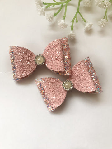 Elegant Piggy Tail Clips