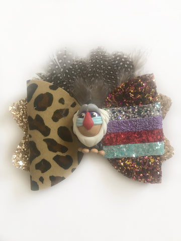 Rafiki Clay Hair Bow