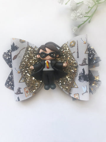Harry Potter Clay Bow
