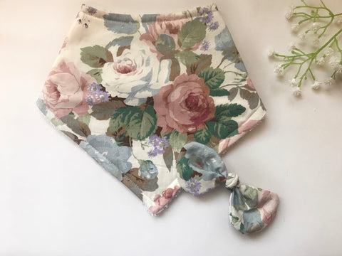 Floral Bloom Bib