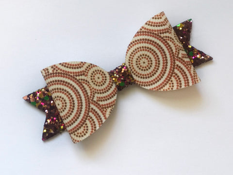 Indigenous Art Bow