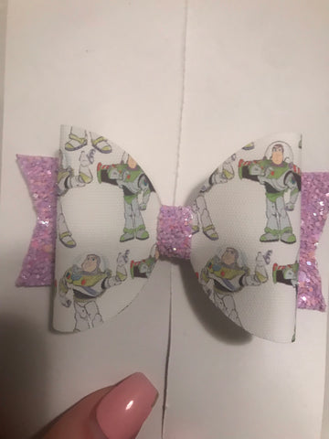 Buzz Lightyear Dolly Bow