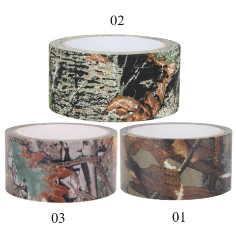 10m Camo Duct Tape Gun Hunting Camping Camouflage Waterproof