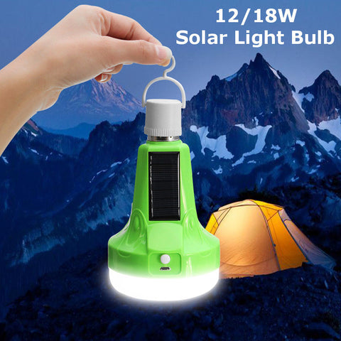 Hanging Led Solar Lamp