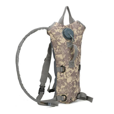 Ourdoor Hydration Pack with 3L Water Bladder Water Bag Pouch