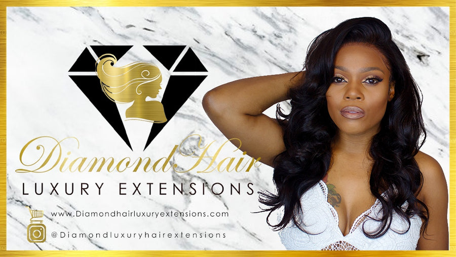 Diamond Hair Luxury Extensions