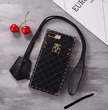 Caviar Quilted Phone Case