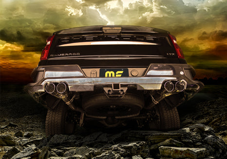 MagnaFlow Announces New Street Series Cat-Back Exhaust For ...
