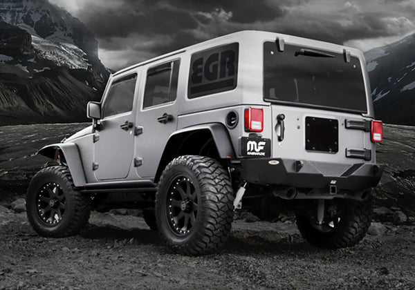 The First Five Mods You Should Make To Your Jeep JK: How to