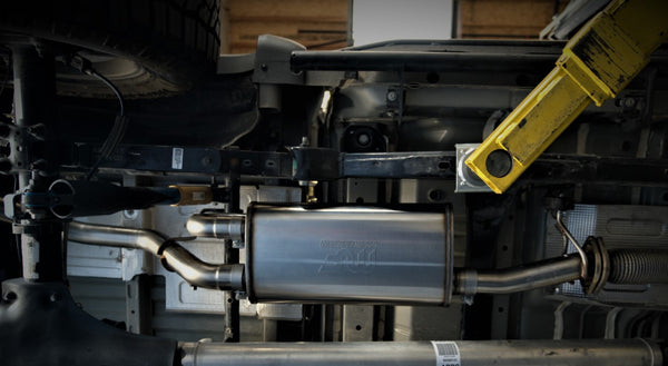MagnaFlow Research and Development of Chevy Colorado Overland Series Exhaust System