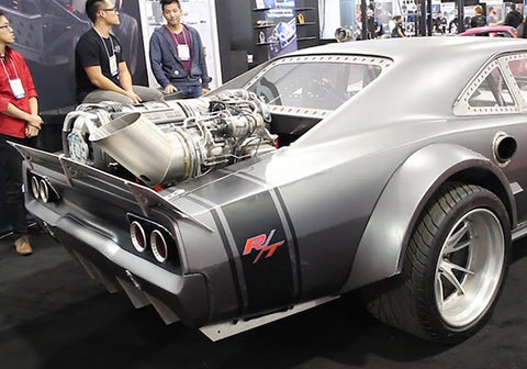 Dodge Ice Charger >> Horsepower On The Rocks A Look At Dom Toretto S Ice Charger