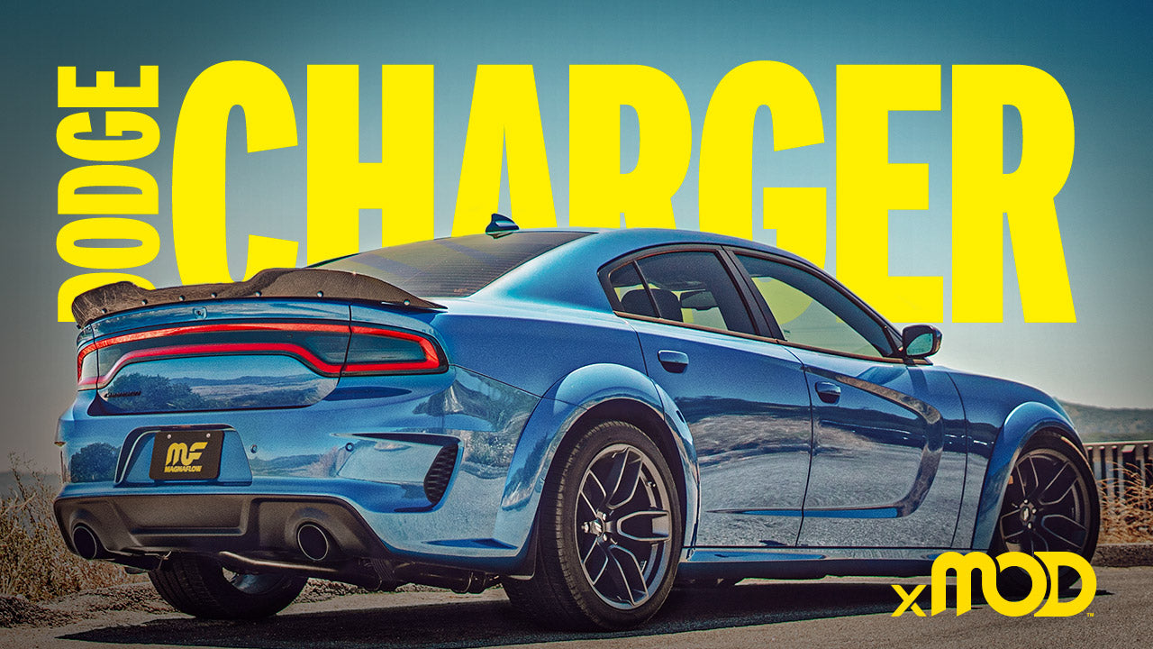 MagnaFlow Dodge Charger xMOD Series Exhaust System