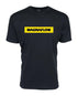 MF MagnaFlow Men's T-Shirt- Black