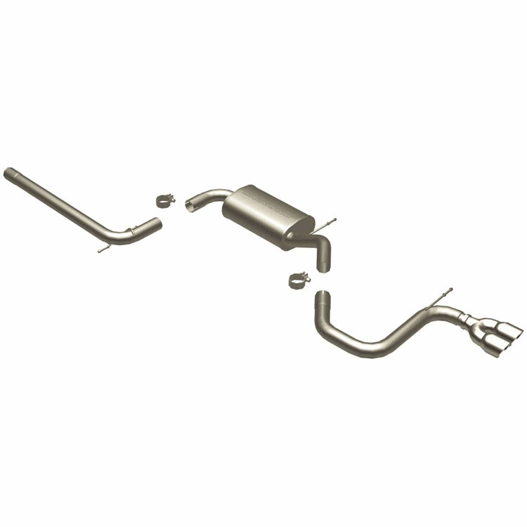 MagnaFlow Volkswagen Touring Series Cat-Back Performance Exhaust System