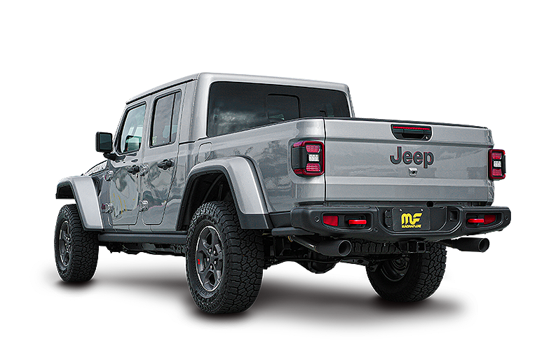 Jeep Gladiator Exhaust Systems
