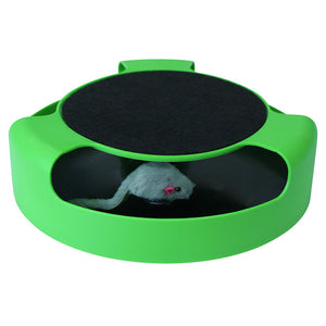 Interactive cat toy—catch the mouse