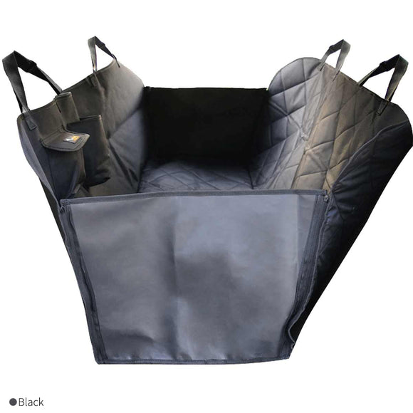 Three layers thickened car seat cover