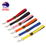 30cm Short Dog Leash with Handle Training Lead Outdoor Safety Reflective Pet