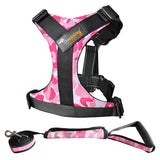 Dog Harness with Leash No Pull Pet Vest Handle Adjustable Reflective