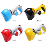 Colorful pet poop scooper